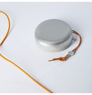 Limited Edition Beoplay A1 Portable Speaker in Natural Brushed