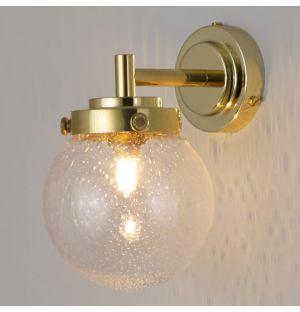 Mini Globe Wall Light