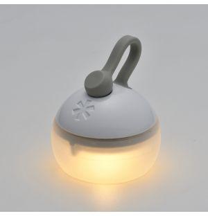 Mini Hozuki Lantern in Snow
