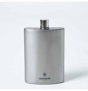 Titanium Flask