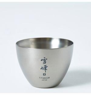 Titanium Saké Cup