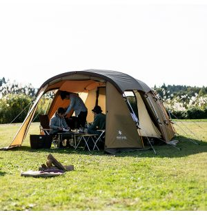 Entry 2 Room Elfield Tent