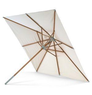 Atlantis Square Umbrella 330cm
