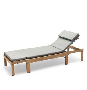 Riviera Cushion in Ash