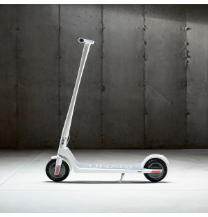 The Model One Scooter in Sea Salt