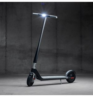 The Model One Scooter in Matte Black