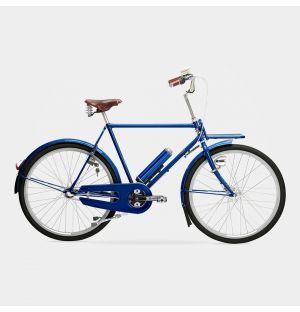 Kopenhagen Electric Men's Bike in Blue
