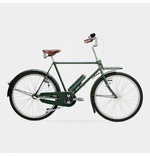 Kopenhagen Electric Men's Bike in Fir Green