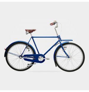 Kopenhagen 7-Gear Men's Bike in Blue