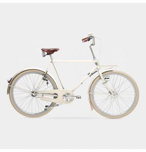 Kopenhagen 7-Gear Men's Bike in Light Ivory