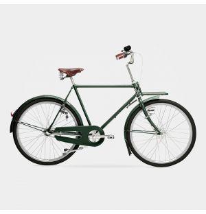 Kopenhagen 7-Gear Men's Bike in Fir Green
