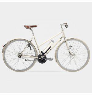 Arrow Electric Ladies Bike in Light Ivory
