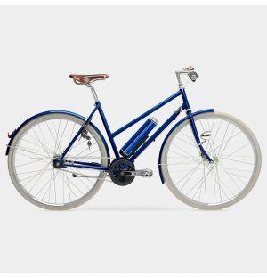 Arrow Electric Ladies Bike in Ultramarine Blue