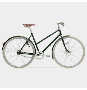 Arrow 7-Gear Ladies Bike in Fir Green