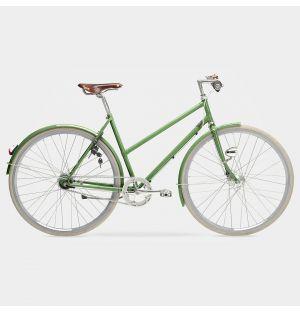 Arrow 7-Gear Ladies Bike in Pale Green