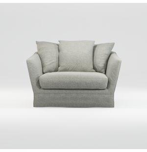 Menton 1.5-Seater Loose Cover Sofa