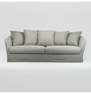 Menton 3-Seater Loose Cover Sofa