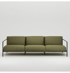 Fold 3-Seater Sofa