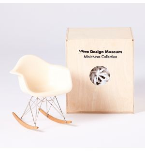 Miniature Eames RAR Chair