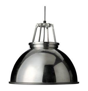 Titan 3 Pendant Light Aluminium & Glass