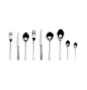 44-Piece Pride Silver-Plated Canteen
