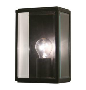 Homefield 0483 Exterior Wall Light Matte Black