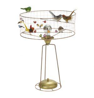 La Volière Table Lamp