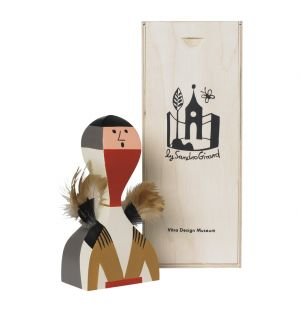 Wooden Doll No. 10