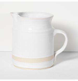 Organic Sand Jug White 1L