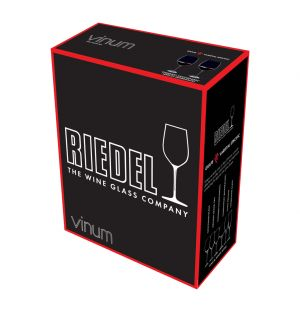 Bordeaux Vinum Glass Set Of 2