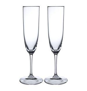 Champagne Vinum Glass Set Of 2