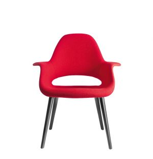 Organic Chair Red