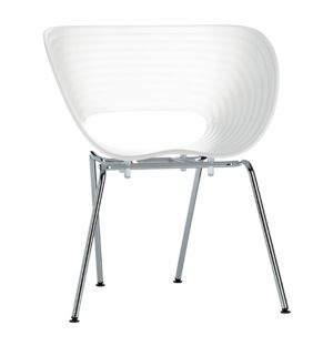 Tom Vac Chair White