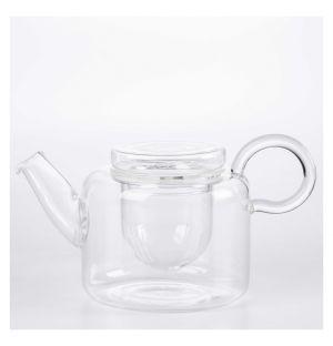 Piuma Low Teapot