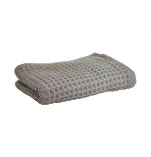 Air Waffle Hand Towel Grey