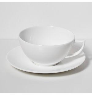 Wedgwood White Teacup