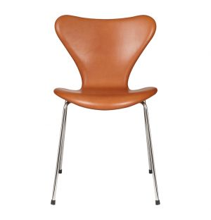 Series 7 3107 Chair Grace Leather Walnut