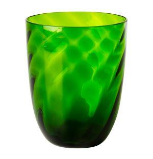Idra Murano Glass Tumbler Green