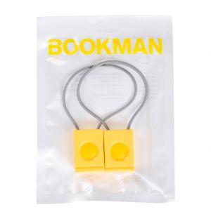 Bookman Cycle Lights Lemon Yellow