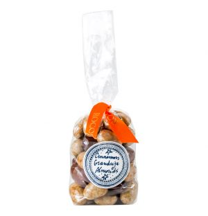 Cinnamon Gianduja Almonds