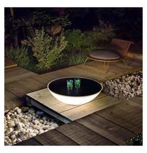 Solar Outdoor Floor Light