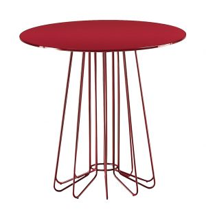 Smallwire Coffee Table Red