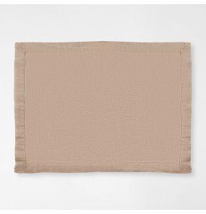 Linen Placemat Natural 38cm x 50cm