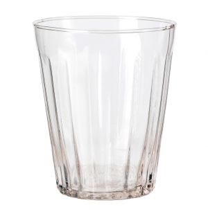 Lucca Water Tumbler Clear