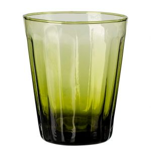 Lucca Water Tumbler Olive