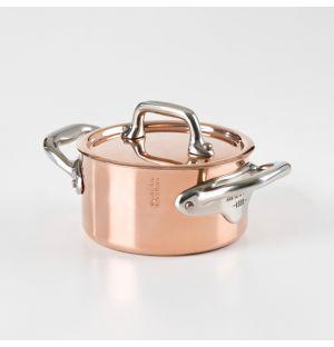 M'Heritage Mini Copper Cocotte