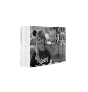 Block Photo Frame 18cm x 13cm