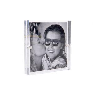 Acrylic Magnetic Square Frame 18cm x 18cm