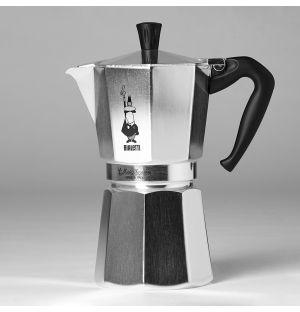 Moka Express Stovetop Espresso Maker 9 Cup