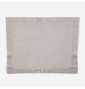 Linen Placemat Blue Grey 38cm x 50cm